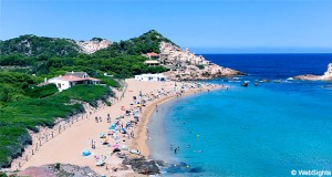 Cala Pregonda beach
