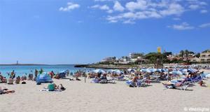 Punta Prima strand