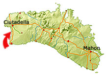 Cala Santandria