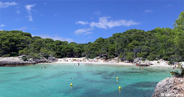 Cala Turqueta Beach - Menorca Beach Guide | Menorca
